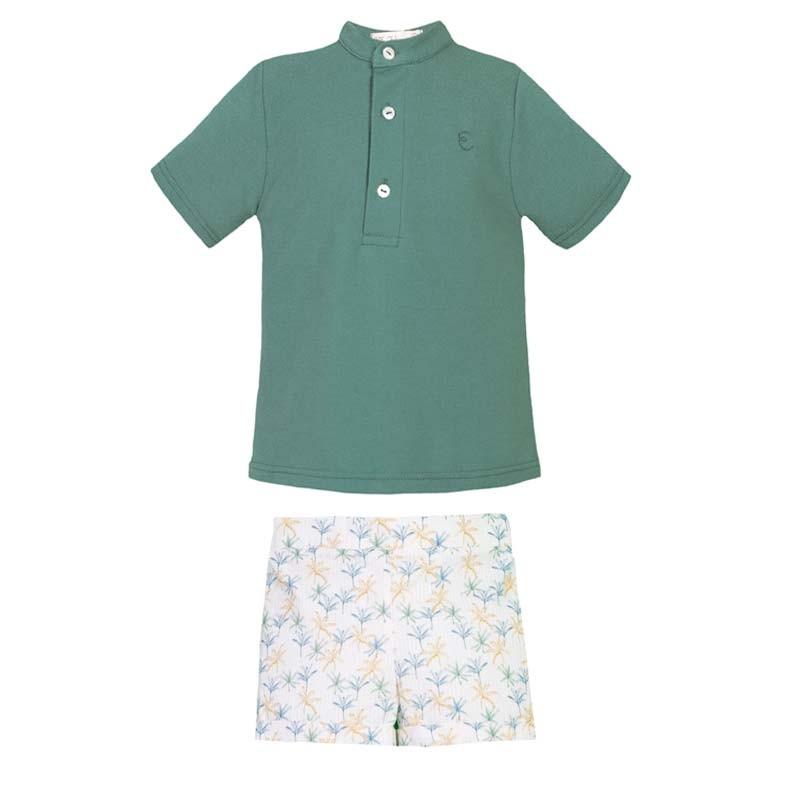 conjunto niño de vestir primavera verano eve children