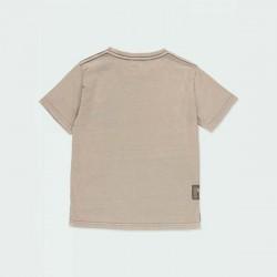 camiseta niño boboli estampado mexicano por detrás
