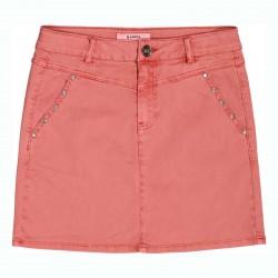falda niña garcia jeans denim tierra primavera verano