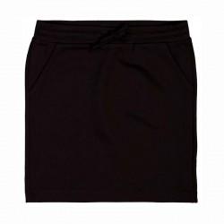 falda negra de tubo niña garcia jeans