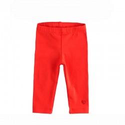 leggins rojos bebe niña de ido
