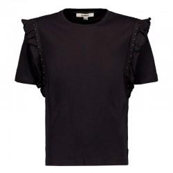 camiseta garcia jenas niña gris acero