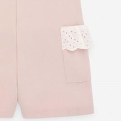 detalle puntilla mono niña rosa palo de paz rodriguez