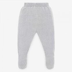 polaina gris vapor paz rodriguez punto tricot