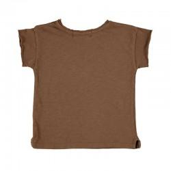 camiseta bebe caramelo de baby clic por detrás