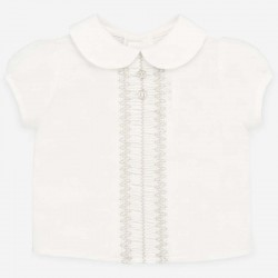 blusa bebe de vestir cruda paz rodriguez