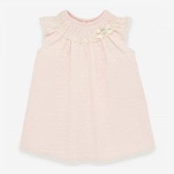 vestido bebe mandarina de paz rodriguez