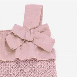 lazo ranita bebe de verano rosa de paz rodriguez