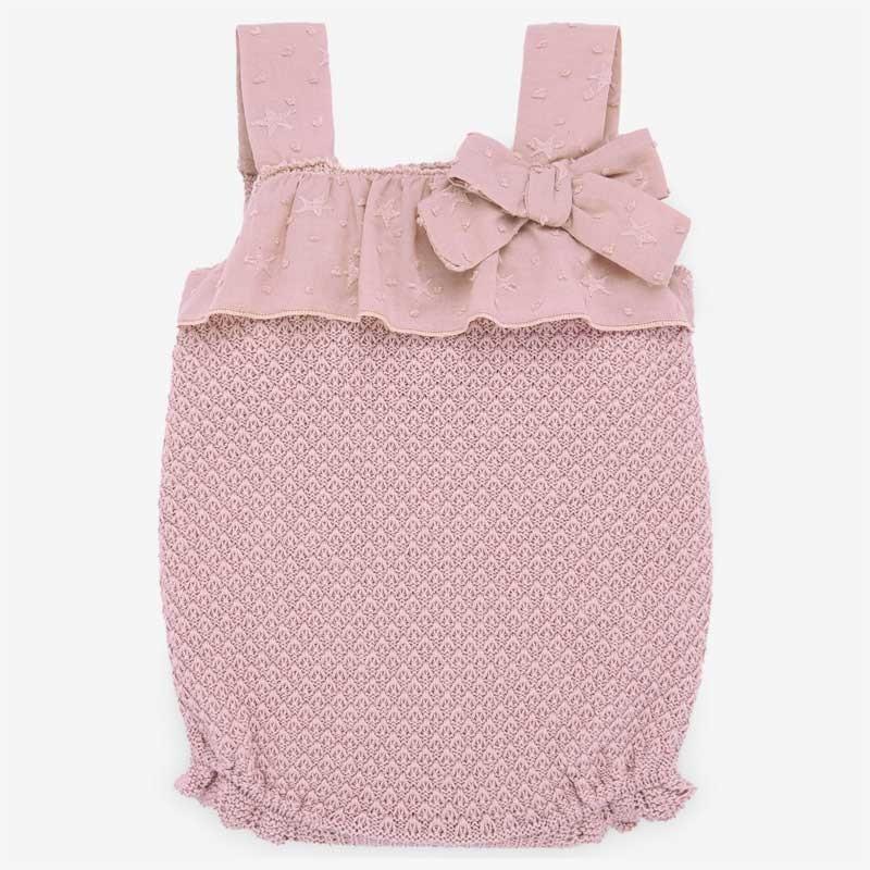 ranita bebe de verano rosa de paz rodriguez