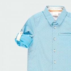 camisa niño transformable manga corta