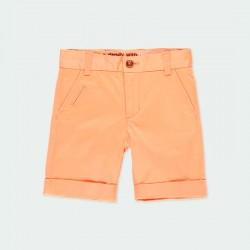 bermuda naranja niño de vestir