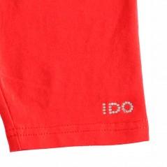 detalle leggins rojos niña ido