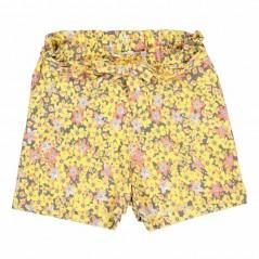 bermuda flores amarillas garcia jeans