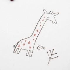 estampado jirafa conjunto nacimiento bimbidreams