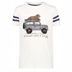 camiseta niño garcia jeans safari