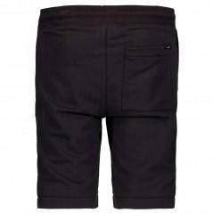 bermuda garcia jeans niño punto gris  por detras