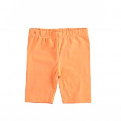 leggins cortos ido niña naranja