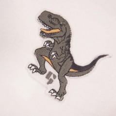 detalle camiseta dinosaurio niño de garcia jeans manga corta