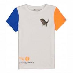 camiseta dinosaurio niño de garcia jeans