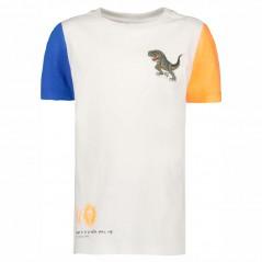 camiseta dinosaurio niño de garcia jeans manga corta