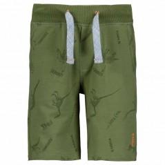 pantalon corto punto niño de garcia jeans dinosaurios