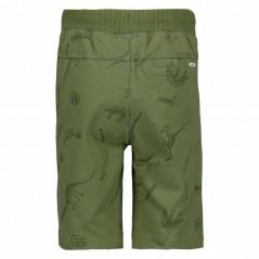 pantalon corto punto niño de garcia jeans dinosaurios por detras