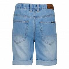 bermuda denim niño de garcia jeans por detras