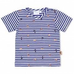 camiseta bebe manga corta camellos de feetje