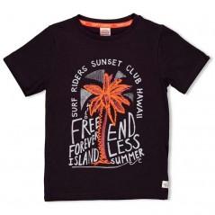 camiseta manga corta niño sturdy palmera