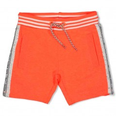bermuda punto niño de sturdy naranja neon