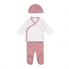 conjunto primera puesta tous chill rosa