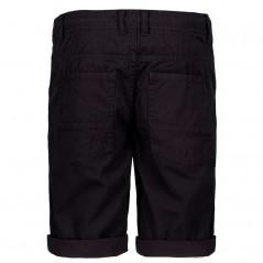 bermuda niño antracita de garcia jeans por detras