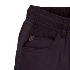 detalle bermuda niño antracita de garcia jeans