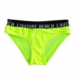 parte de abajo bikini niña ido amarillo fluor