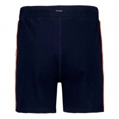 pantalón punto niña corto de garcia jeans por detras