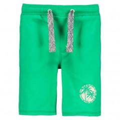 pantalon corto punto niño verde de garcia jeans de verano