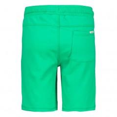 pantalon corto punto niño verde de garcia jeans por detras