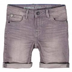 short vaquero niño gris de garcia jeans