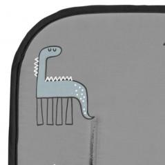detalle colchoneta carro univeresal gris marengo de bimbidreams