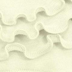 detalle braguita niña algodon color crudo de rapife