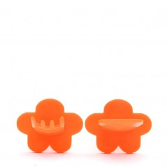 tope protector cubiertos bebe naranja de grabease