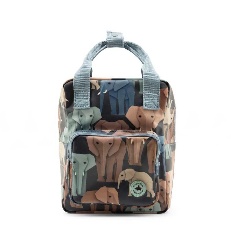 mochila infantil elefantes de studio ditte