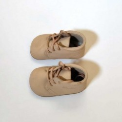 botitas bebe sin suela arena de leon shoes