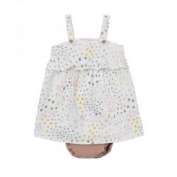 Vestido Bebé Estampado...