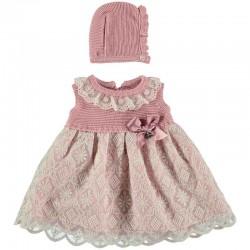 Vestido bebé de Juliana...
