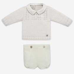 Conjunto de bebé jersey de...