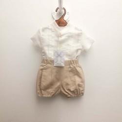 Conjunto ropa bebé niño...
