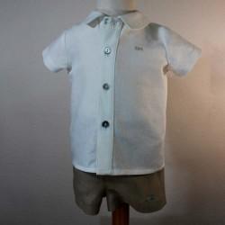 Conjunto ropa de bebé niño...