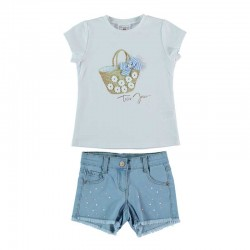 Conjunto ropa niña...