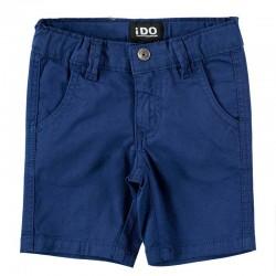 Bermuda niño azul marino de...